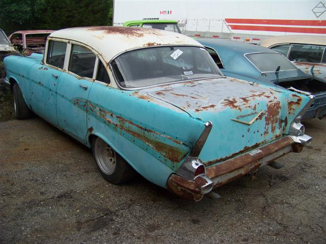 1957 chevrolet belair 4 door for 1957 chevrolet 4 door