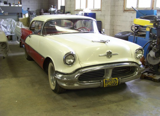 1956 Oldsmobile 88 Rocket