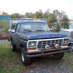 1979 Four door bronco