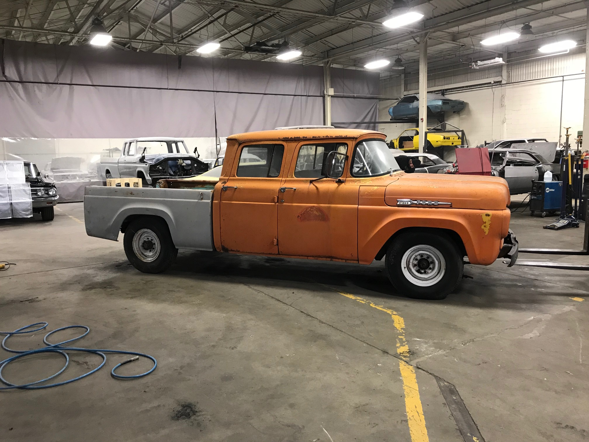 Bent Metal Customs | Classic Car Restoration, Lansdale PA